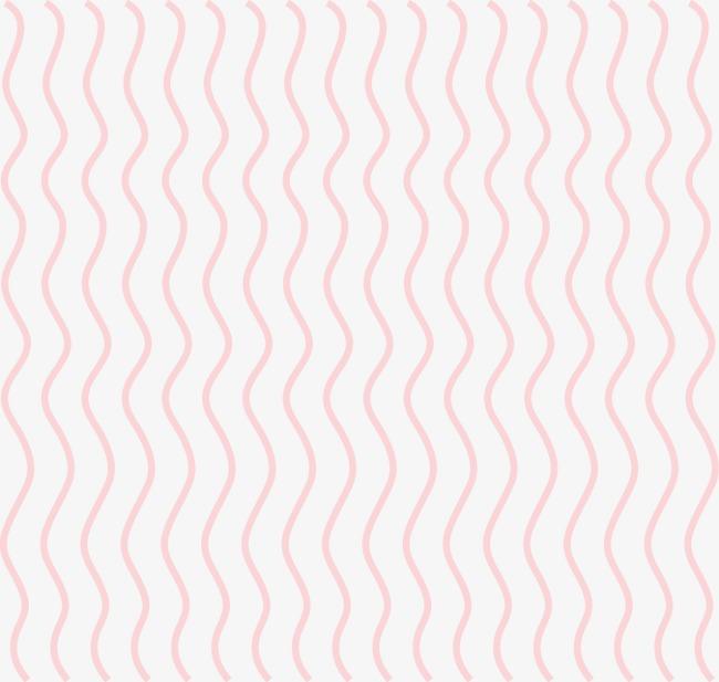 设计元素 背景素材 其他 > 手绘粉色波浪条纹元素  [版权图片] 找相似