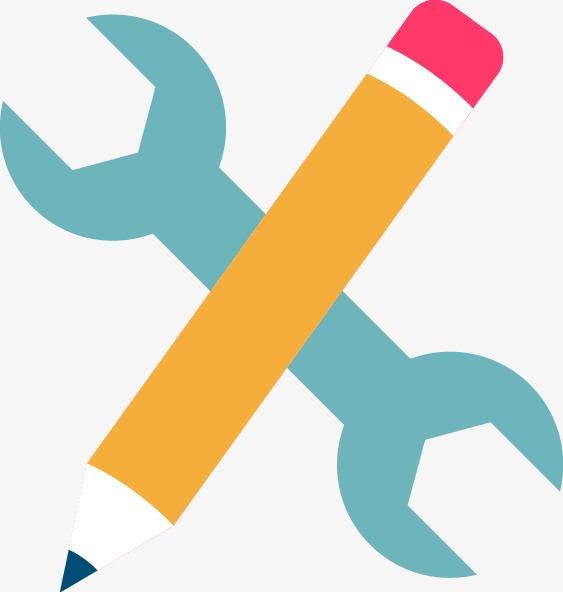设计元素 科技素材 信息图表 > 扳手铅笔  [版权图片] 找相似下一张 >