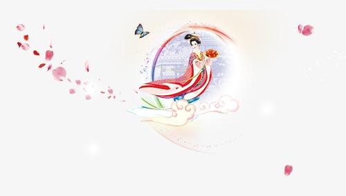 高档精品中秋月饼包装模板(图片编号:15485723)