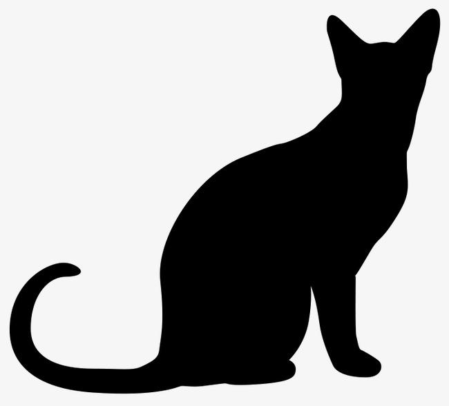 连续猫猫剪纸步骤图