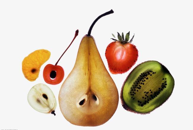 水果横切面