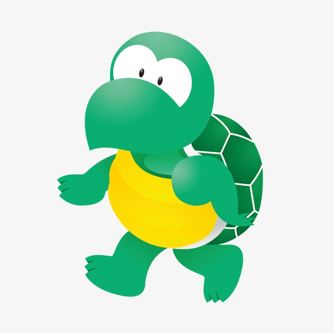卡通小乌龟图片