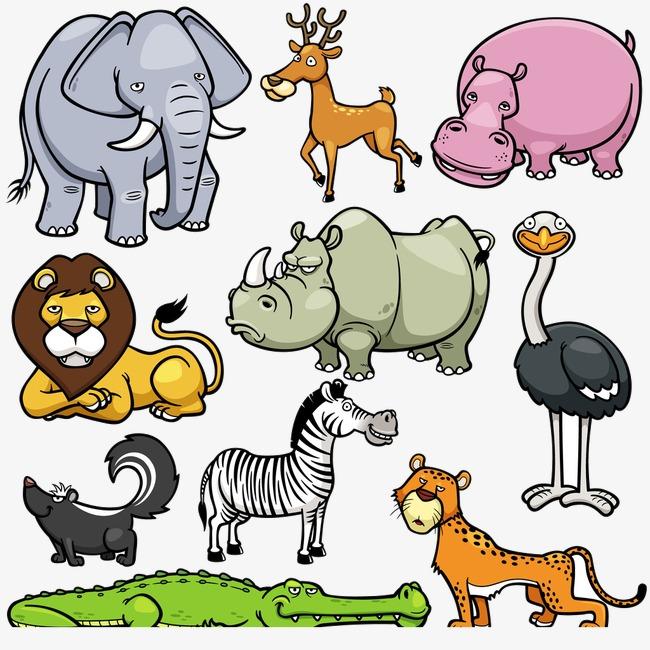 图片 卡通动物 > 【png】 动物  分类: 类目:其他 格式:png 体积:0.