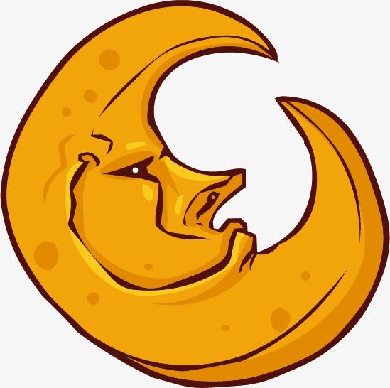 卡通头像男生月亮