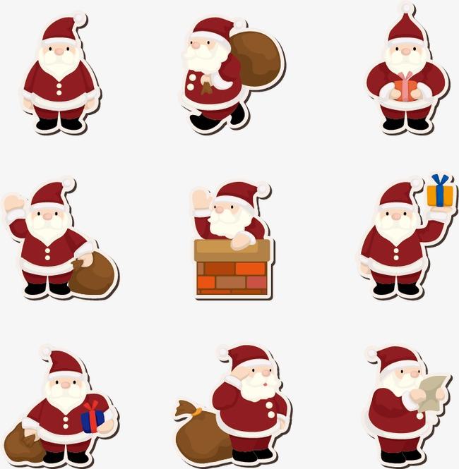 设计元素 节日素材 其他 > 圣诞老人素材  [版权图片] 找相似下一张 >