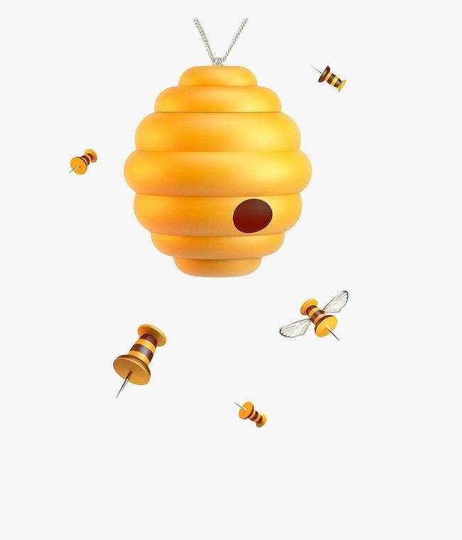梦见蜜蜂窝_蜜蜂窝