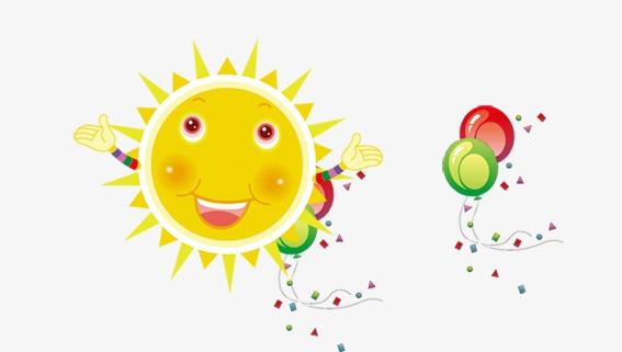 矢量太阳气球(图片编号:15406267)