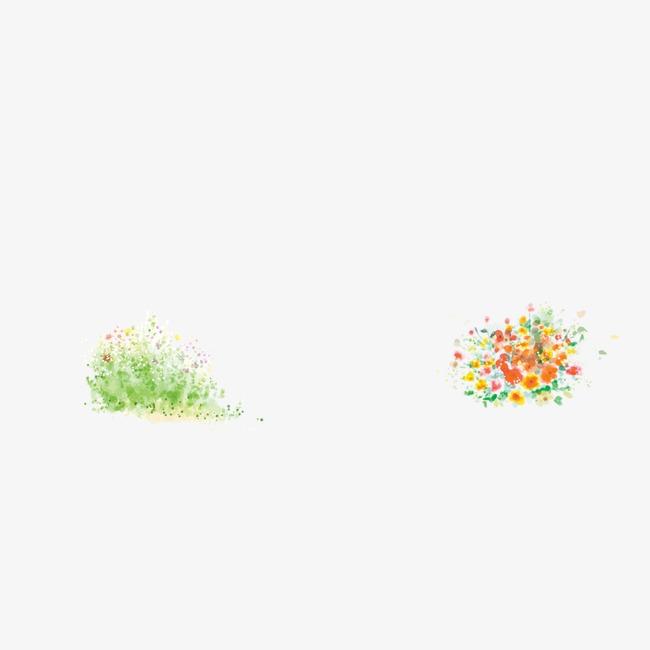 花丛背景_花丛png素材-90设计