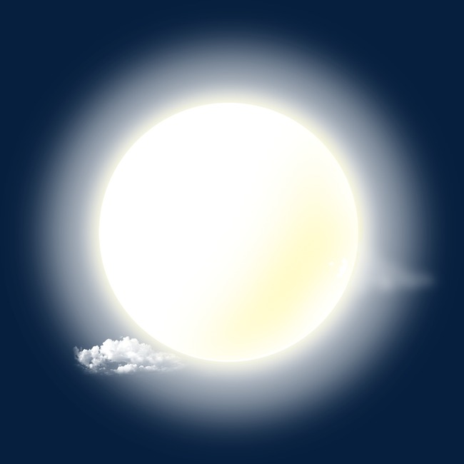 picsart素材图片月亮