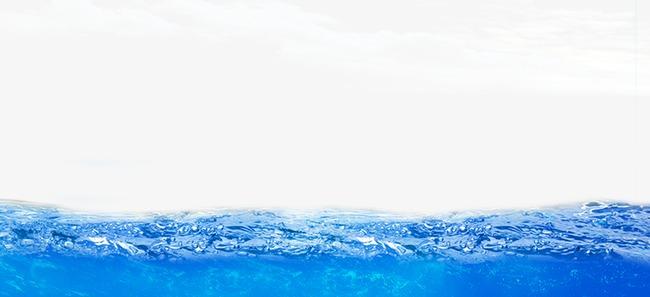 海水素材-锯齿素材,海水淡化,芦苇素材,瓶子