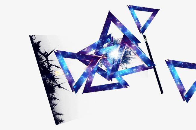 设计元素 其他 效果素材 > 炫彩三角形素材  [版权图片] 找相似下一张