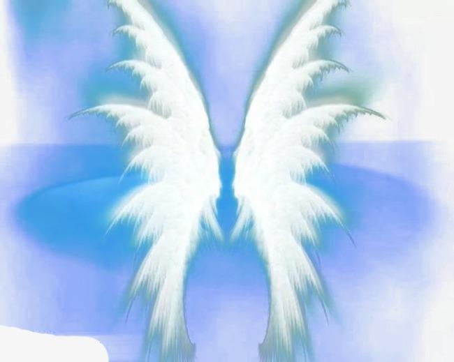 唯美光翅膀(图片编号:15405756)_效果素材_我图网