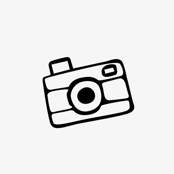 相机图标_卡通相机png素材-90设计