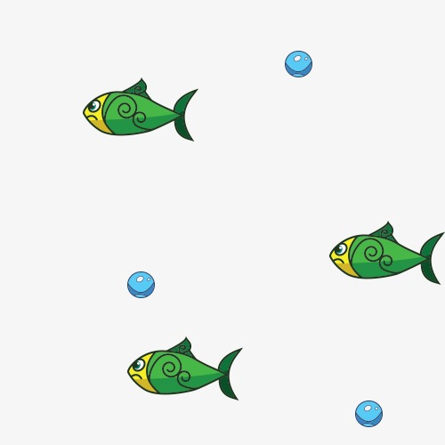 卡通海底小鱼(图片编号:15405571)