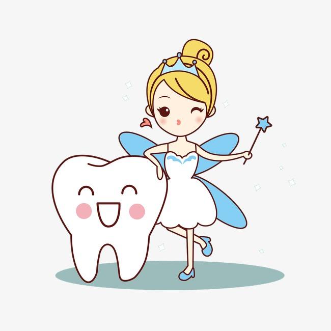Картинка зубная фея