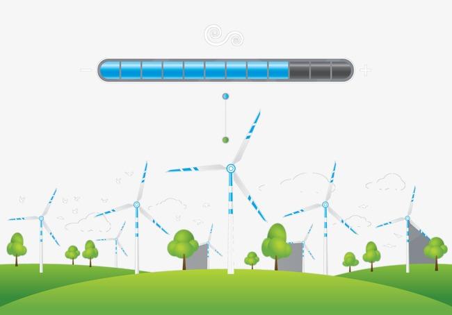 绿色太阳能环保ppt矢量素材(图片编号:15395121)