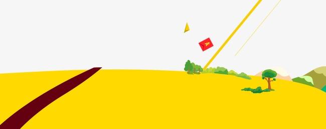 扁平化背景素材图片免费下载_高清psd_千库网(图片