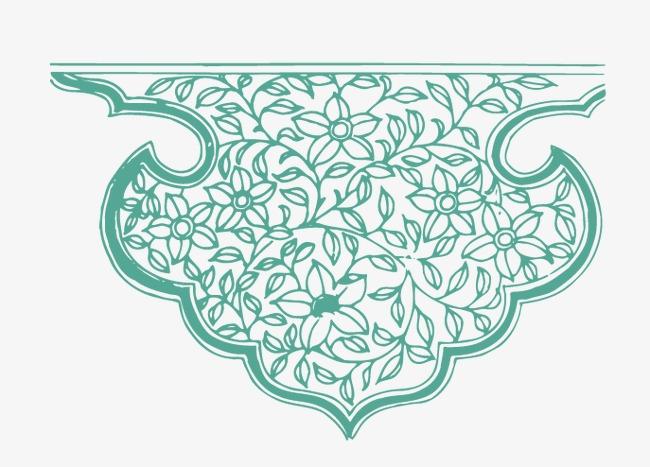 古典矢量花纹图案(图片编号:15400384)