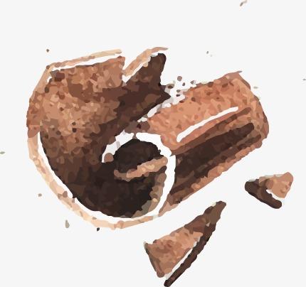 手绘巧克力甜食