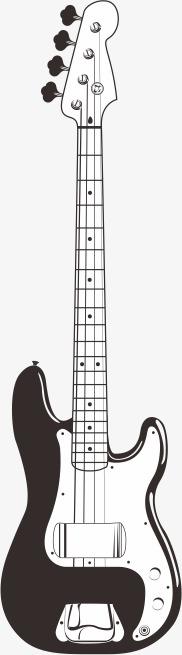 las paul吉他电路图