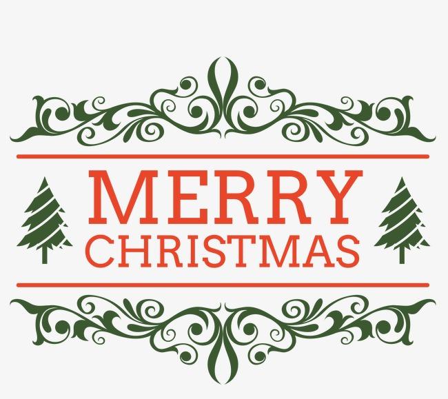 圣诞节英文字
