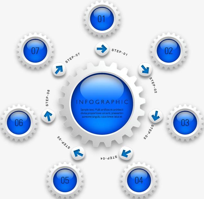 设计元素 科技素材 信息图表 > 商务信息图表示意图  [版权图片] 找