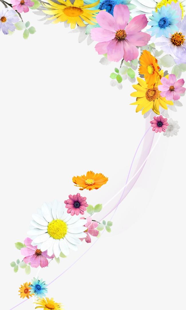 水彩花纹图案模板下载(图片编号:14586823)