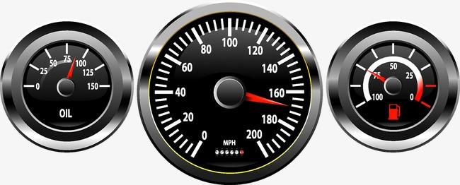 汽车仪表盘_仪表盘png素材-90设计