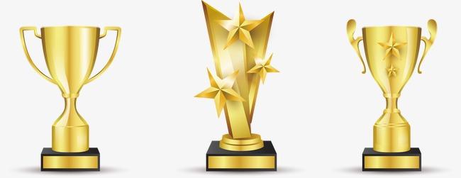 成功成就冠军奖奖杯奖牌金牌荣誉胜利收藏成功人士