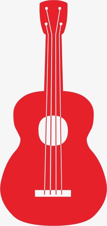 吉他少年线稿钢笔画