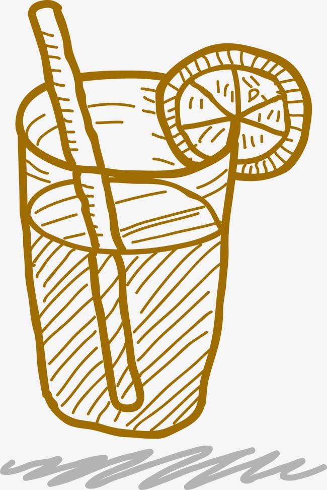 手绘果汁(图片编号:15398419)