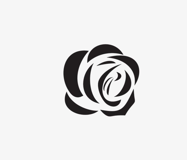 手绘印花玫瑰