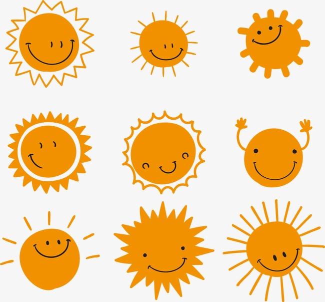 设计元素 其他 装饰图案 > 卡通微笑太阳  [版权图片] 找相似下一张 >