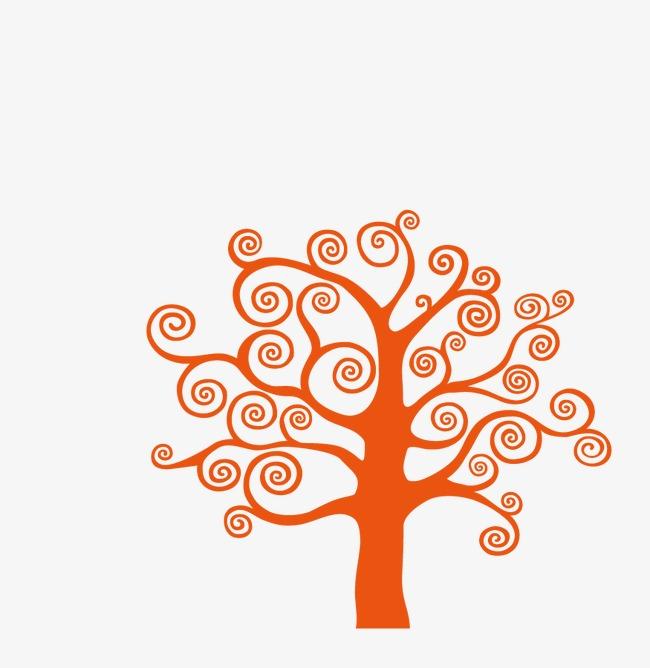 矢量创意树(图片编号:15397969)