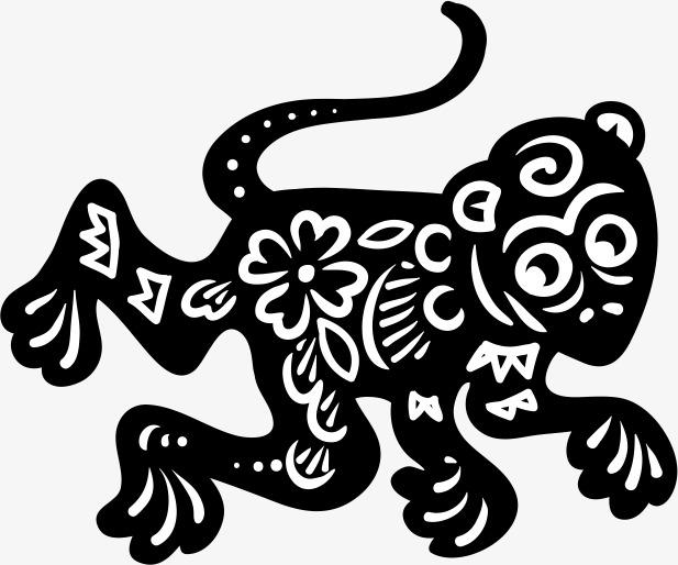 设计元素 其他 装饰图案 > 矢量猴赛雷