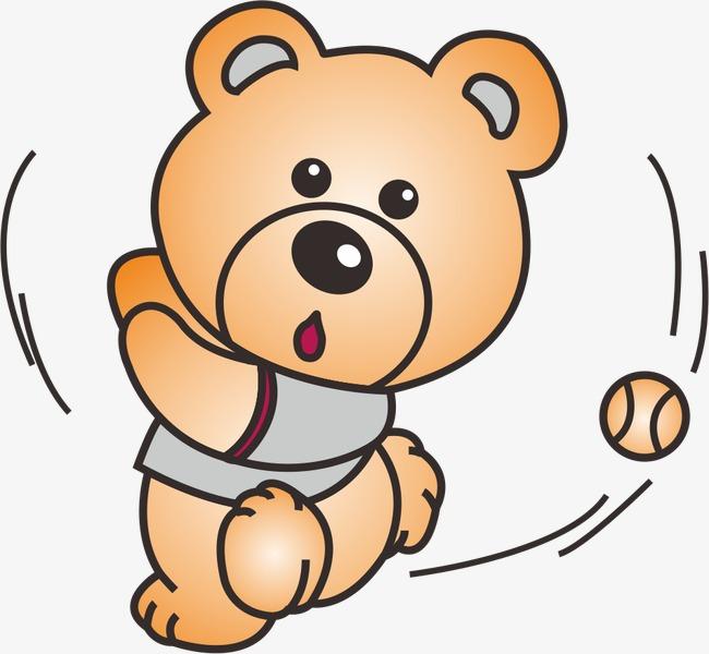 可爱的熊(图片编号:15397893)_装饰图案_我图网