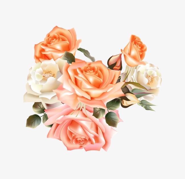手绘水粉花卉(图片编号:15397864)