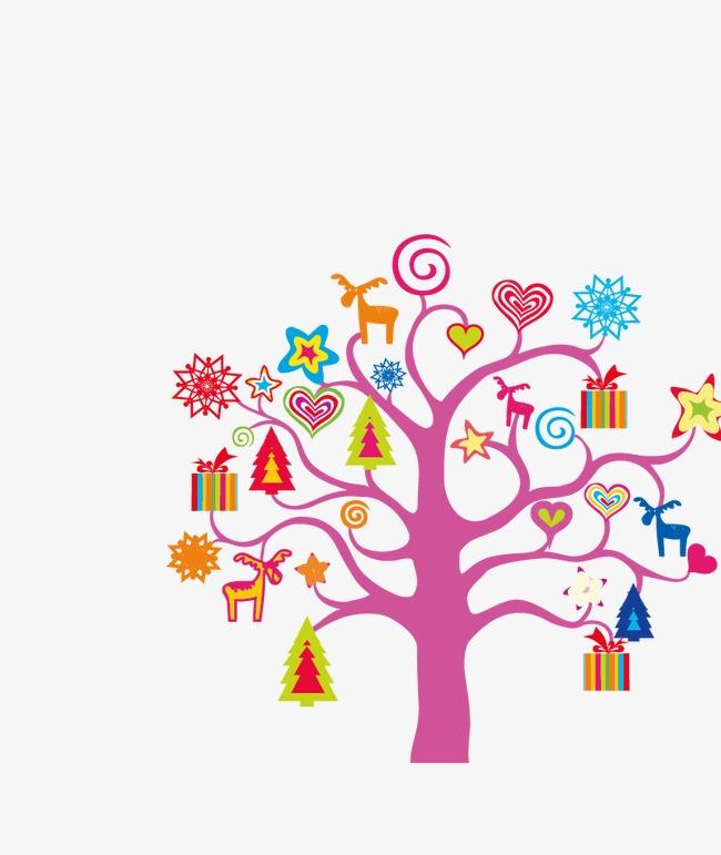 矢量创意树(图片编号:15397852)_装饰图案_我图网图片