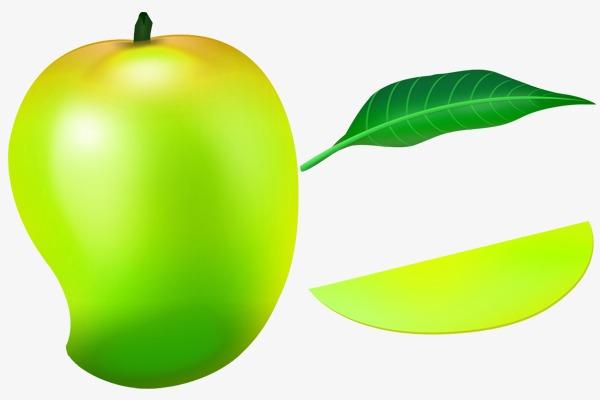芒果扔进垃圾桶