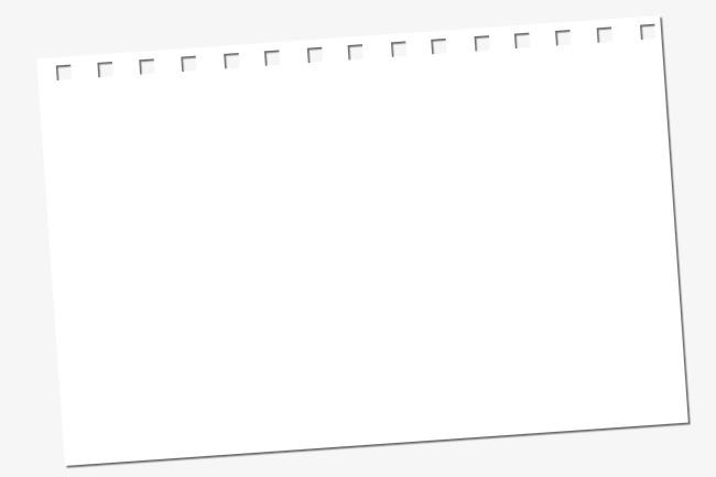 白纸装饰边框幼儿园