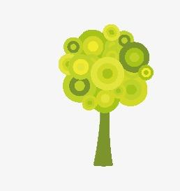 矢量创意树(图片编号:15397433)_装饰图案_我图网图片
