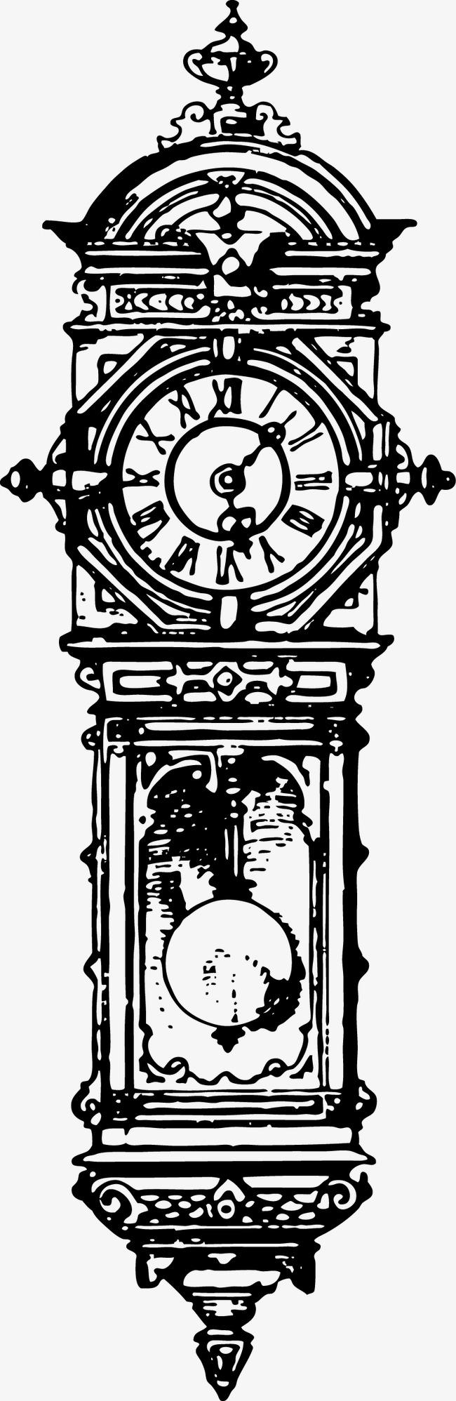 欧式手绘大本钟(图片编号:15397418)