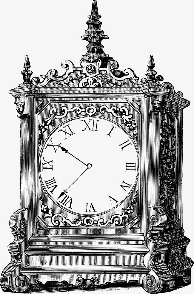 欧式手绘大本钟(图片编号:15397413)