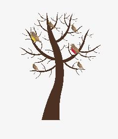 矢量创意树(图片编号:15397397)_装饰图案_我图网图片