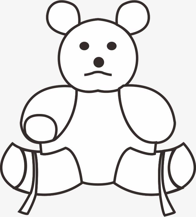 可爱小熊插画(图片编号:15724273)