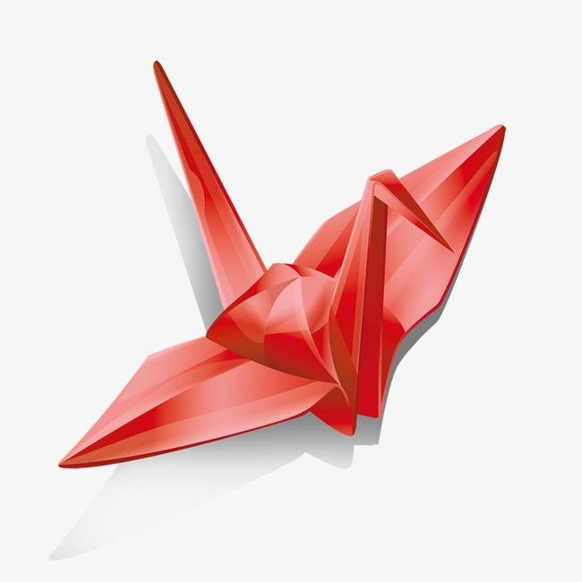 折纸 千纸鹤 手工品 装饰             此素材是90设计网官方设计