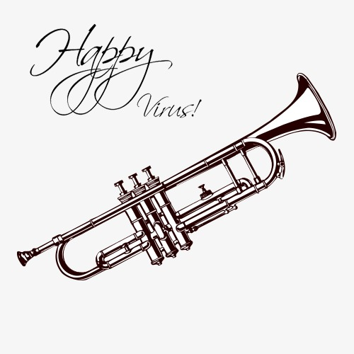 吹笛子创意英文音乐表演素材图片免费下载_高