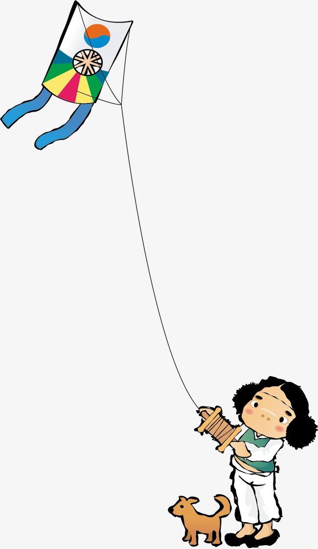 放风筝作品为设计师扬帆美术(2创作,格式为png,编号为 15773039,大小