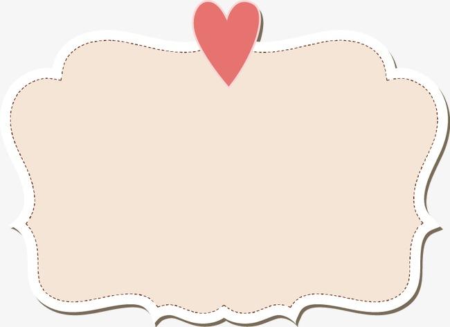 手绘简约粉色边框图案素材图片免费下载 高清装饰图案psd 千库网 图片编号3024152