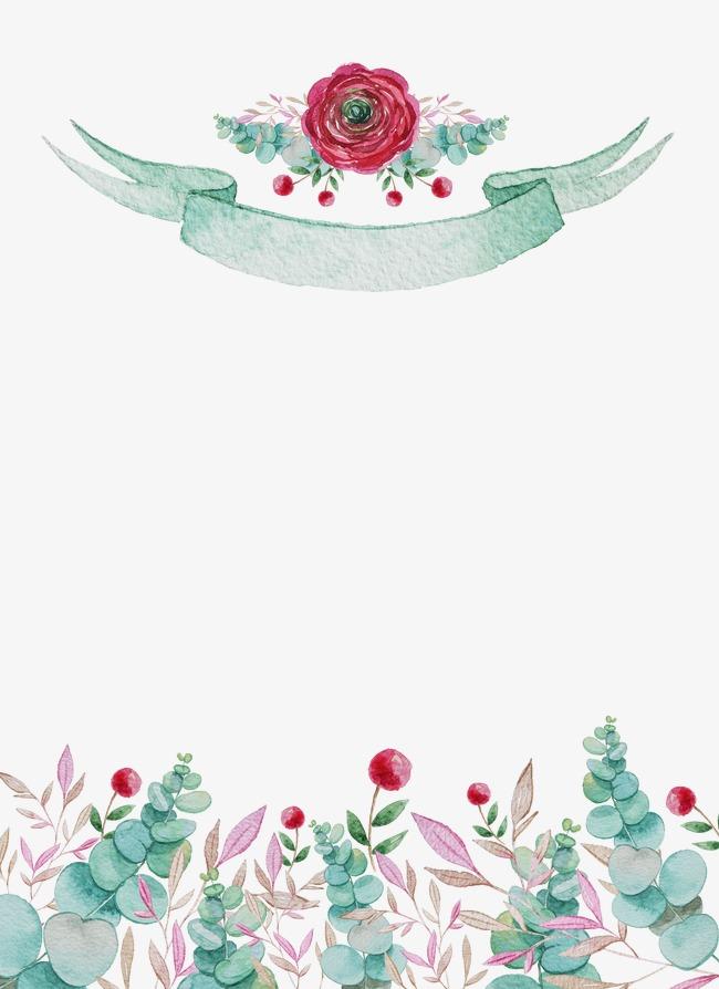 文艺小清新森林童话背景素材图片免费下载_高清装饰
